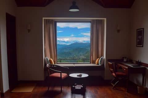 Bir Terraces : Utopia in the hills!