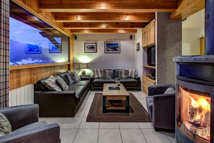 TG Ski - 4 bedroom catered chalet