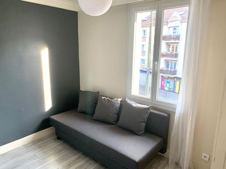 Studio proche Paris/Cosy Studio