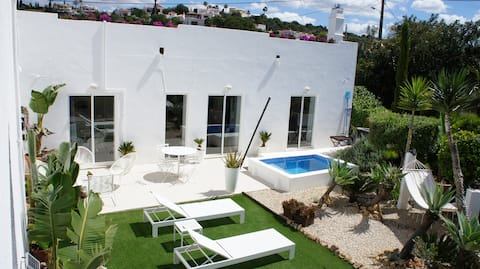 casa rústica moderna com jardim maravilhoso