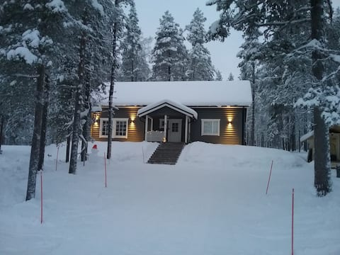 Découvrir LEVI la Laponie Finlandaise