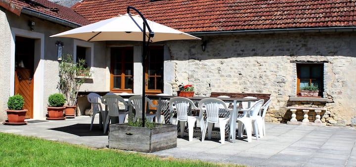 Gîte Apollon Eastern France Vosges Meuse Hte Marne