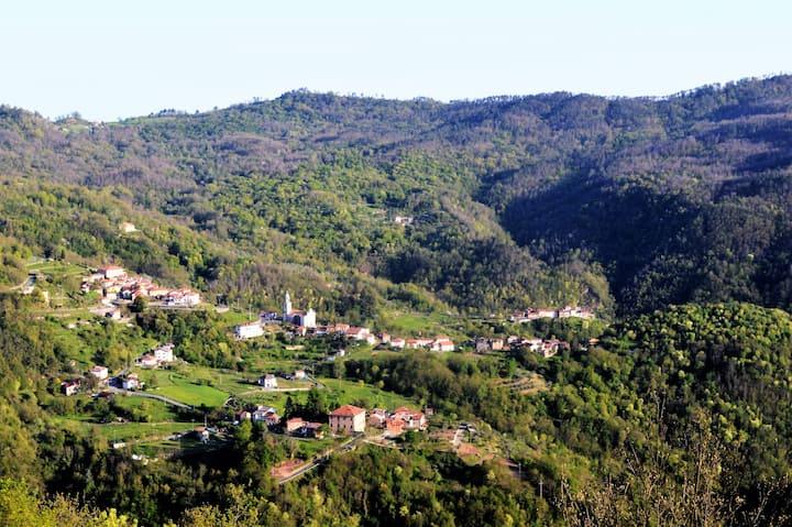 Alternative holidays in an ancient village of VdV