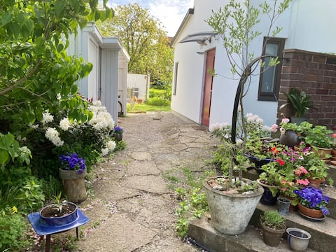 Summer in Lund! 2nd with beautiful garden centrally
