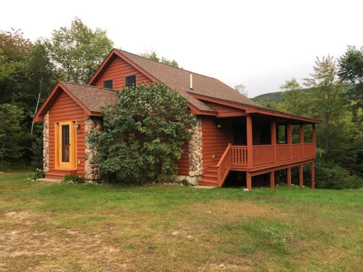 Escape to the Adirondack Cabin