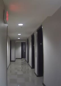 Easy access from elevator to the unit