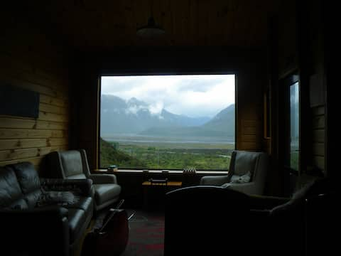 Arthur's Pass Ecolodge - unique off grid living