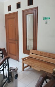 step to Room Entrance