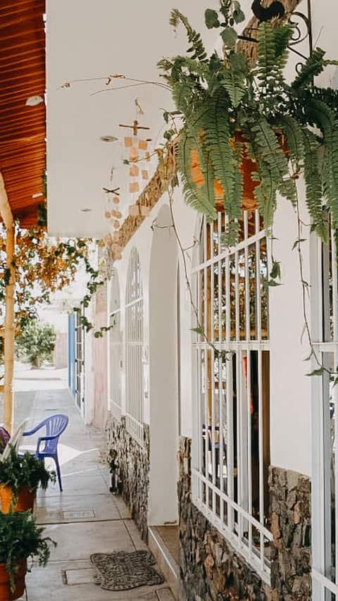Agradable habitación matrimonial en Nazca (#3)