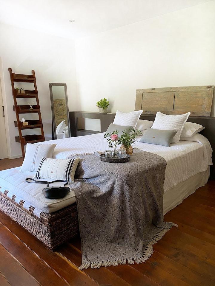 H4 Habitación doble / Mas Ferran