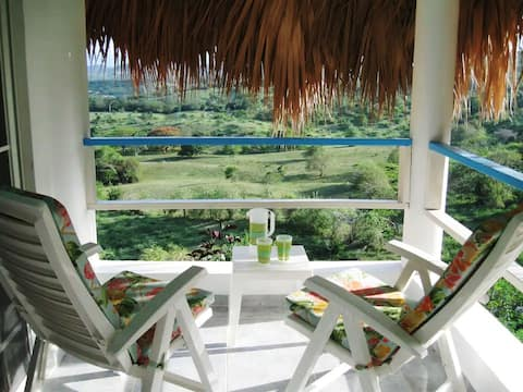Sugar Shack - pool beach balcony a/c optic WiFi