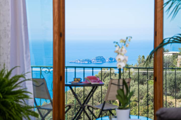 Villa Genny and Emily, breakfast and experience