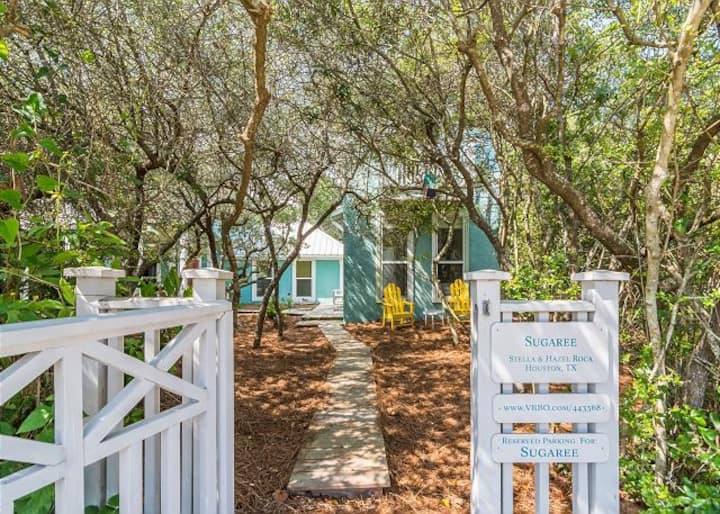 Sugaree - a grateful beach cottage