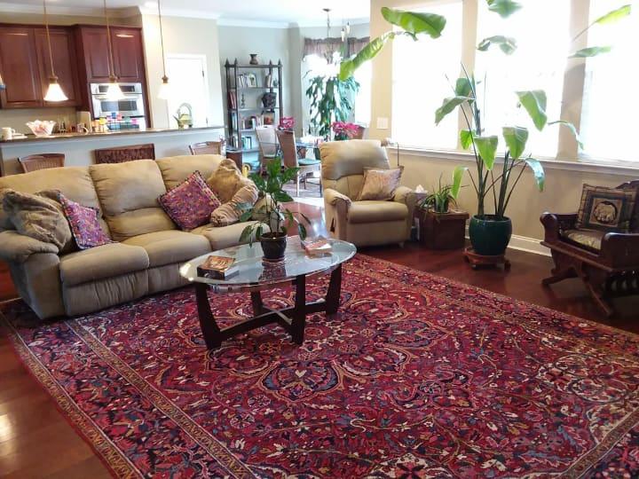 Elegant, spacious Summerville home