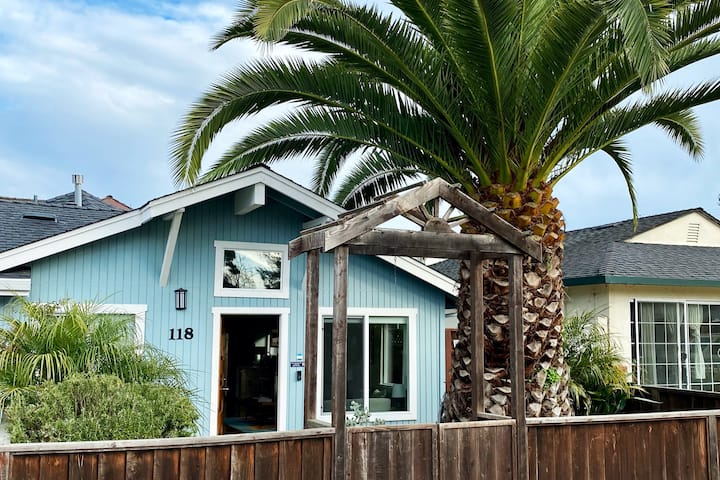 Westside Beach Bungalow-New Refurbished for 2021!