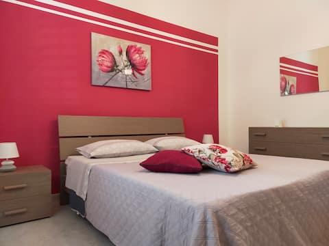 Apartment + Garden in Trapani