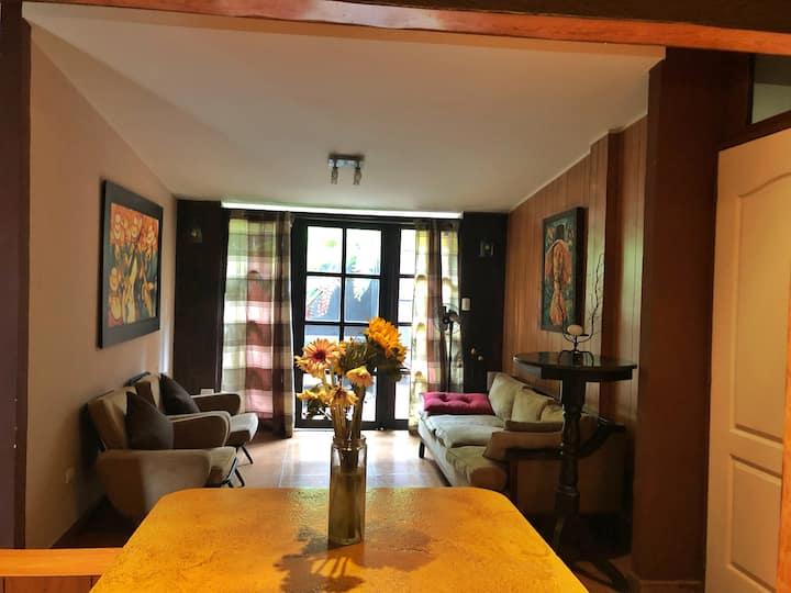 Unique & private apartment in the best location!