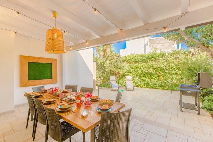 Casa de vacaciones en Puglia