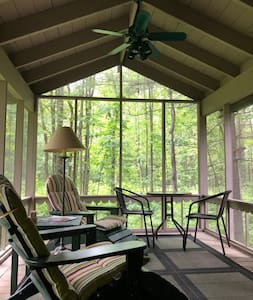 Studio Cottage/Lake Champlain