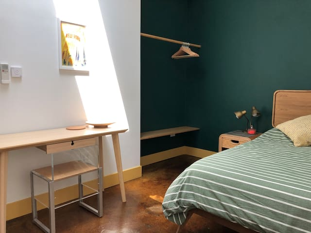 BEDROOM 2 - BRIGHT AND SUNNY