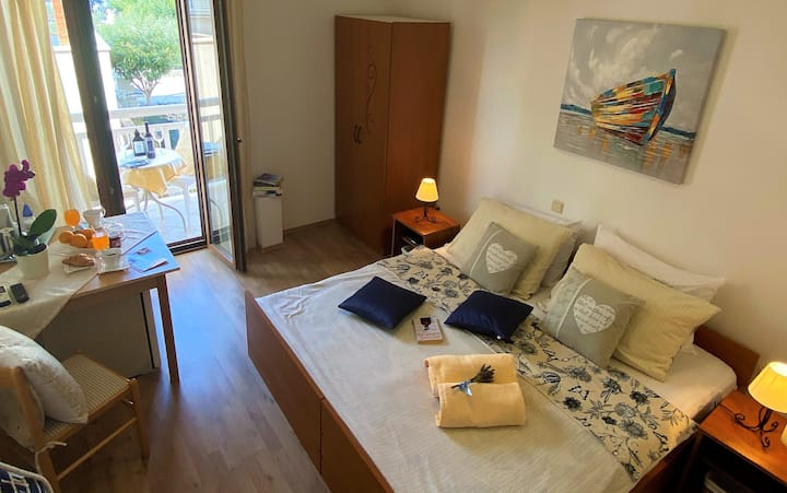 VIOLA CAVTAT ROOMS 1  / parking free