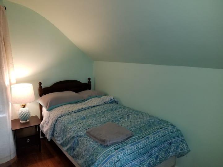 Historic New England 2nd Bedroom