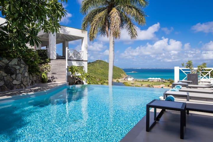 Villa Casa Branca-Ocean View-Walk to the beach