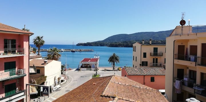 Porto Azzurro Bedrooms sea view
