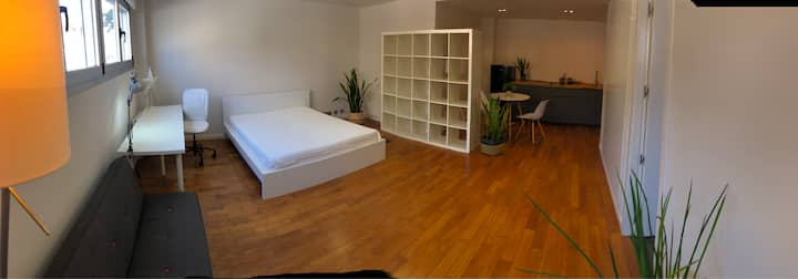 Apartamento en vivienda unifamiliar