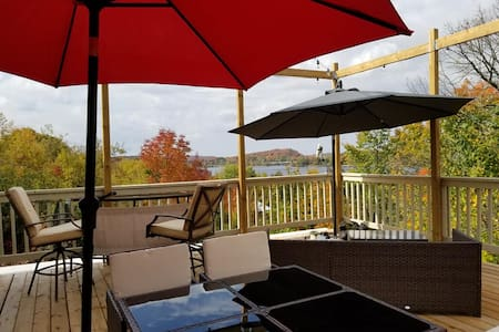 Huntsville Muskoka - The Wilgress Executive Apt