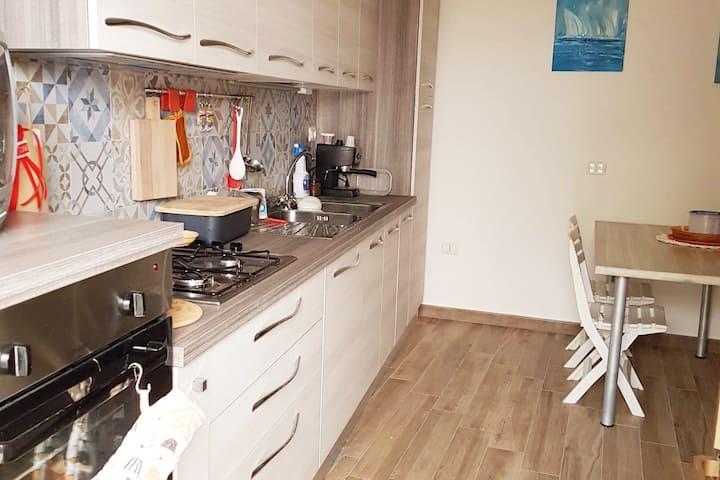 Spacious Apartment in Torre Mozza (Salento)