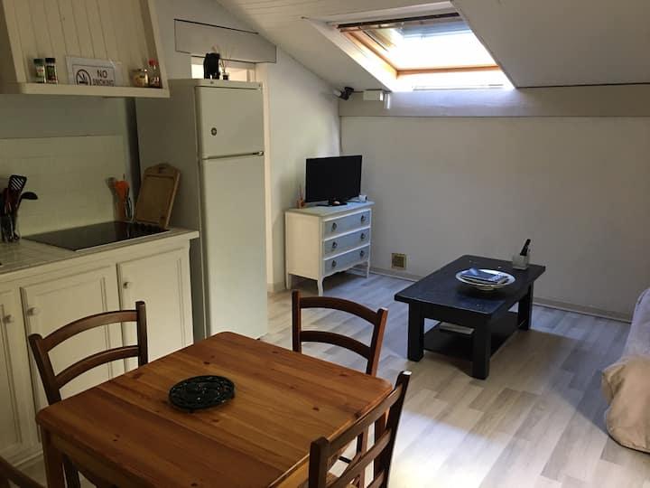 Chaleureux appartement à Hossegor