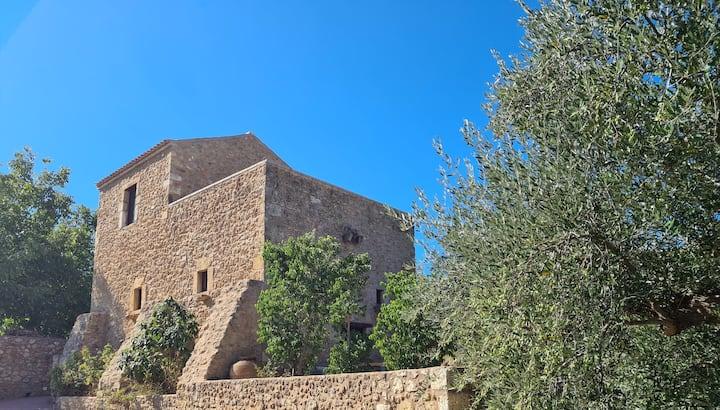 Πέτρινος πύργος του 1869