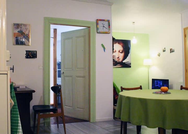 Appartement dans le centre ancien de Millau
