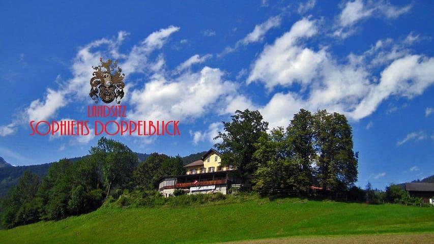 Sophiens Doppelblick - Zimmer 15 (inkl. Frühstück)