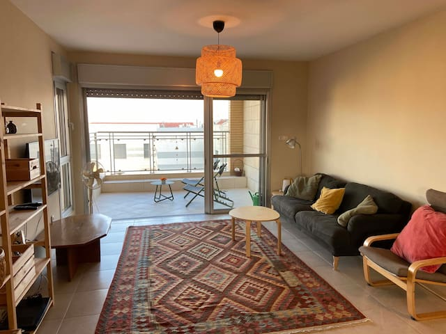 """Our """"home away from home"""" in Israel"""