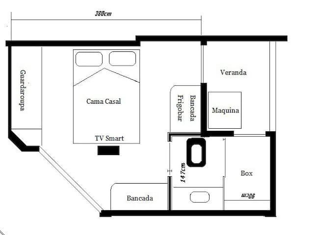Beautiful Suite in Ipanema