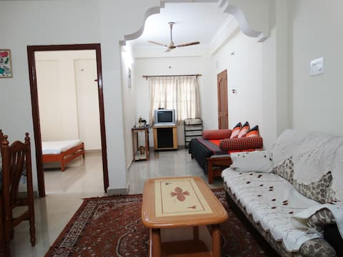 Two Bedroom Fully Furnished House