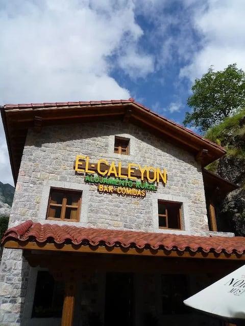 El Caleyon - Picos de Europa - Bulnes Cabrales
