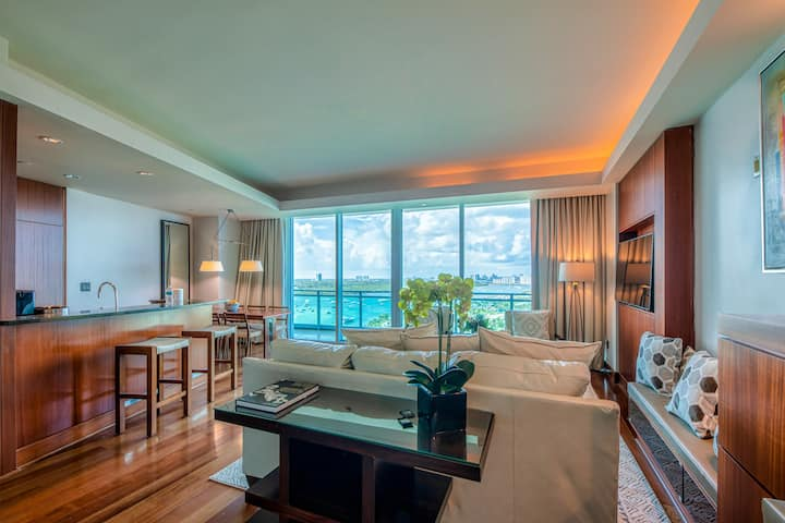 One Bal Harbour 2 Bed beach front luxury apartment