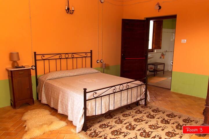 Agriturismo Casale Rosarossa - Room3