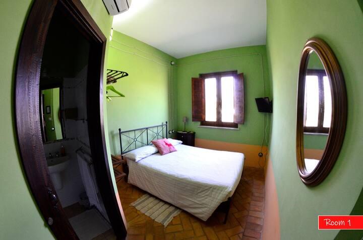 Agriturismo Casale Rosarossa Arce - Room 1