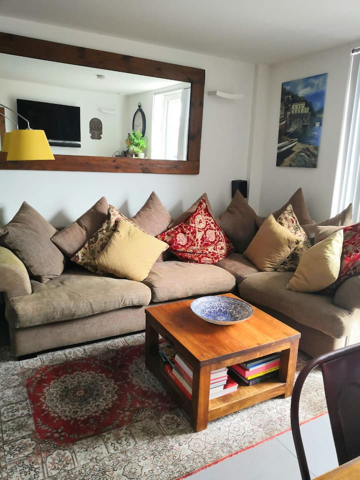 Two bedroom luxury Flat in Brixton with city view!