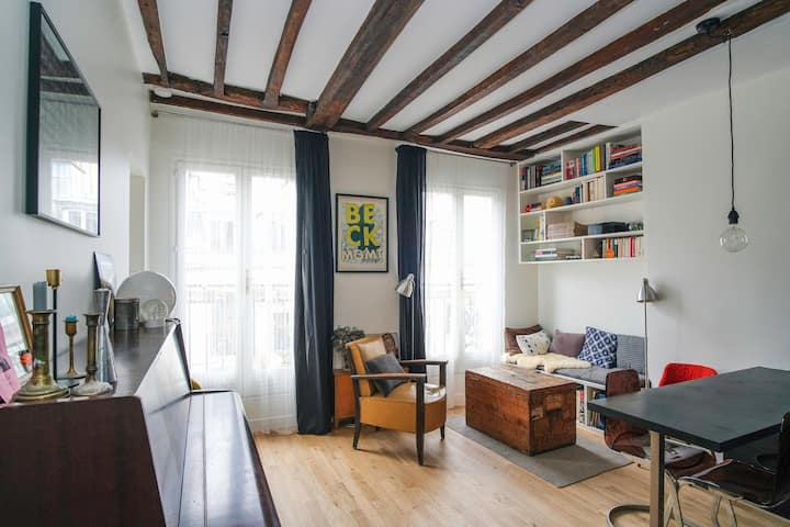 Cosy Home Close To Montmartre
