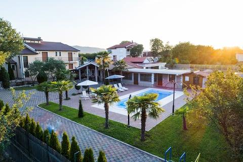 Villa Most - geweldige privacy, natuur en rust