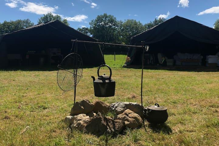 Wild Devon Camping