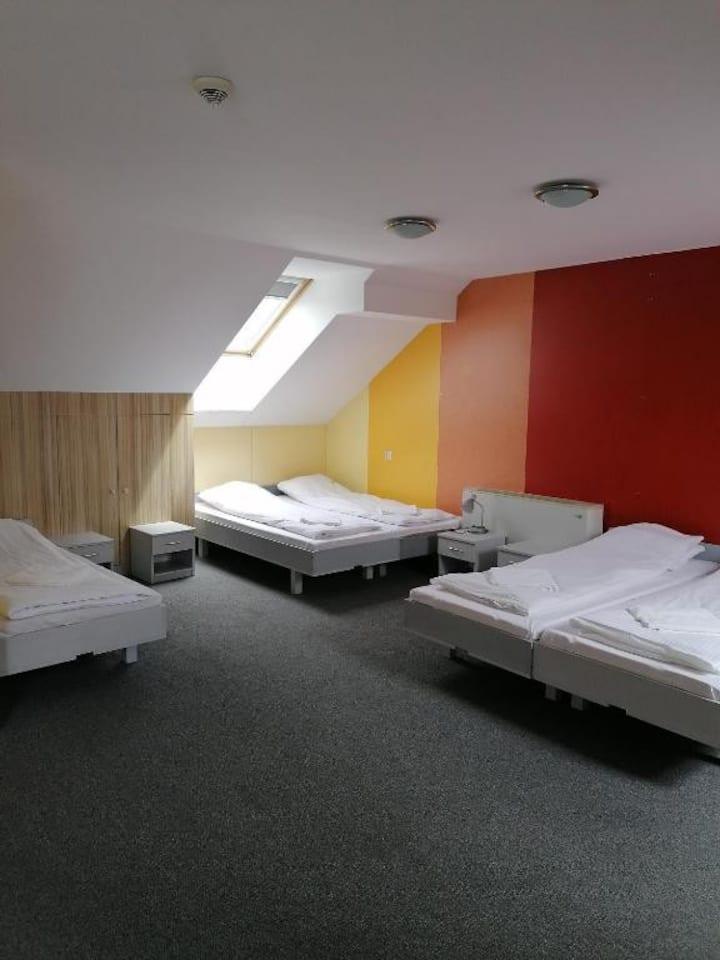 6 osobowy pokój