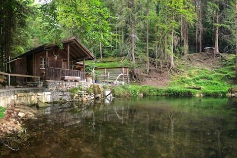 Romantic House on a Lake