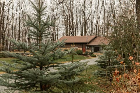 Cabin in the Woods Seven Springs