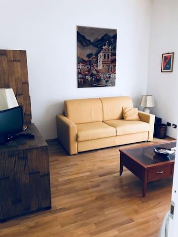 Sally'sB&B doubleroom in quiet area